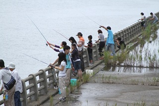 8月27日 第12回ハゼ釣り大会
