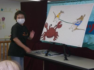 5月11日 千葉大学医学部付属病院小児科訪問