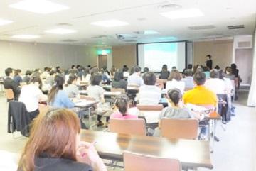 2013年10月6日 第4回公開講座を開催しました