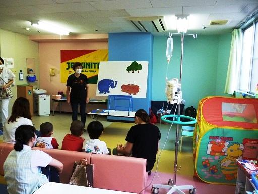 帝京大学ちば総合医療センター小児科を訪問しました
