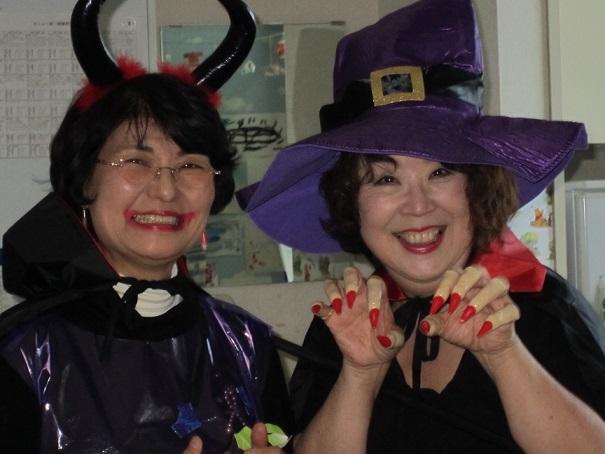 10月26日 今日はハロウィンです!