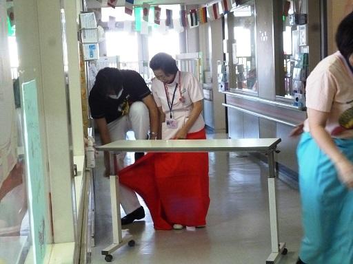千葉県こども病院 恒例秋の大運動会