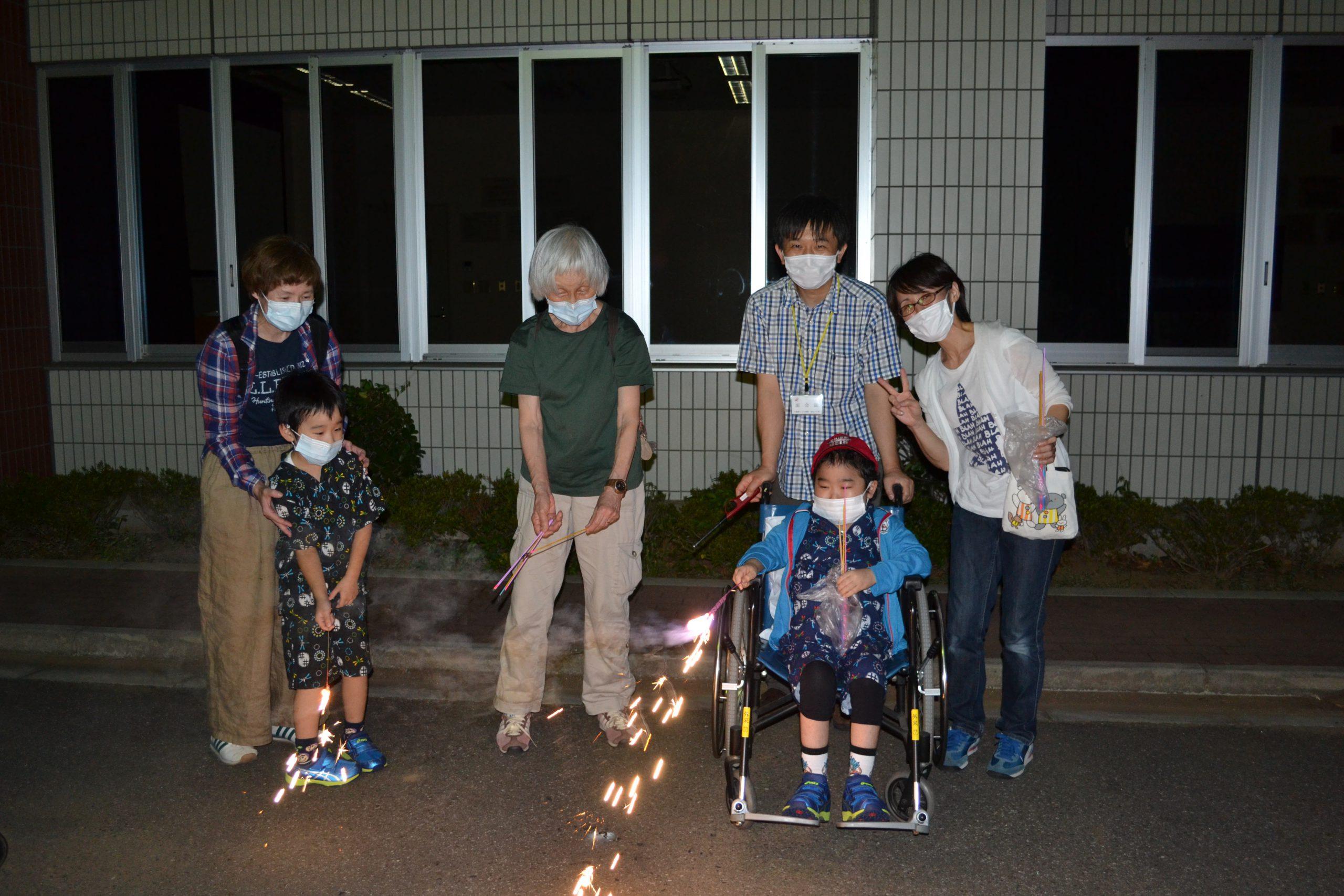 8月10日 千葉県こども病院 夏祭り