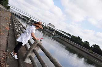 10月8日 第15回ハゼ釣り大会