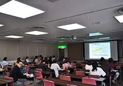 2017年11月5日 第7回公開講座を開きました