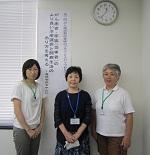 2011年7月9日・10日 「NPO日本臨床研究ユニット がん電話情報センター」のセミナーに参加