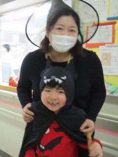 10月23日 千葉県こども病院 ハロウィン
