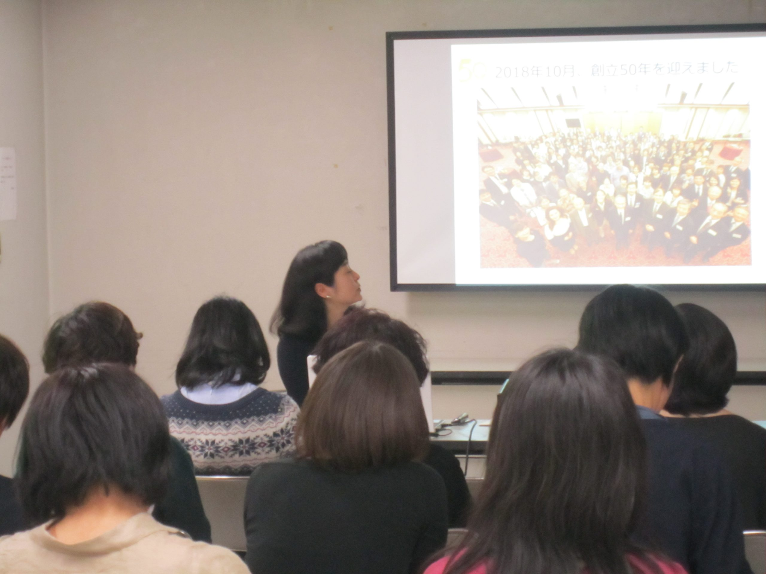 2019年3月11日 小児がん経験者と家族の講演会・交流会