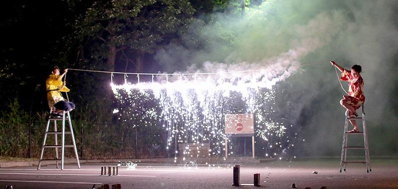 8月18日 千葉県こども病院 夏祭り